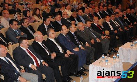 AK PARTİ RİZE TEŞKİLATI 64. İL DANIŞMA MECLİSİ TOPLANTISI YAPILDI