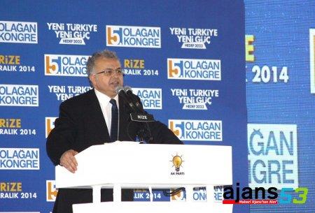"""Başkan Kasap, """"Rize'yi Yeni Türkiye'ye Hazırlıyoruz"""""""