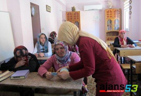 Halk Sağlığı Müdürlüğü Kuran Kurslarına Yönelik Sağlık Eğitimi