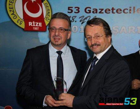 RİZE'NİN OSCARLARI SAHİBİNİ BULDU!