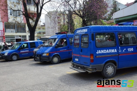 Jandarma'dan Tefecilere Operasyon