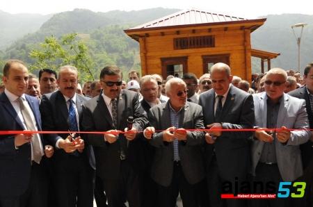 Tunca Belediye Binası Hizmete Açıldı