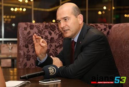 Süleyman Soylu: PKK ve KCK, Karadeniz'e sızmaya çalışmakta