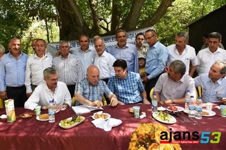 Erzurum'un Rize'ye Bağlanma Sevinçi...