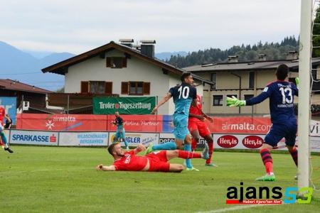 Rizespor, Hannover 96 'ya Patladı: 2-0!