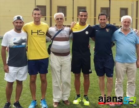 Ali Adnan İstanbulspor'da!..!