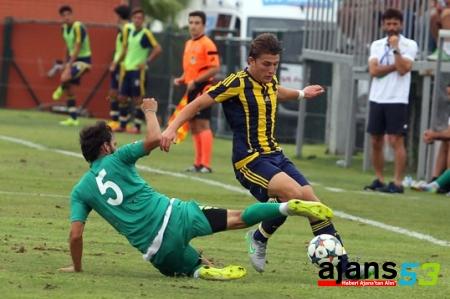 Fenerbahçe Altyapıya Aynı Tarifeyi Uyguladı: 3-0