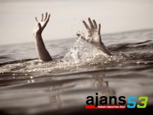 Trabzon'un Of ilçesinde, denize giren bir kişi boğuldu