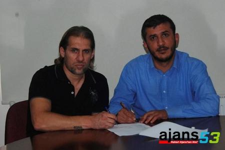 Rizespor'lu Eski Futbolcu O takımın Başına Geçti!!