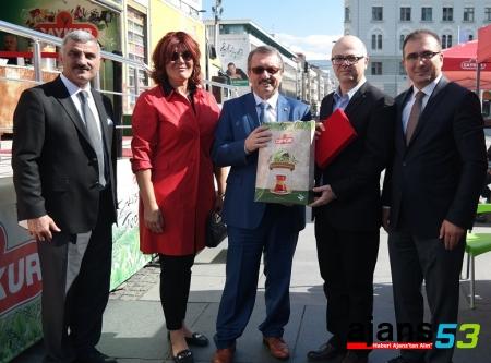 BOSNA-HERSEK'DE TÜRK TADI