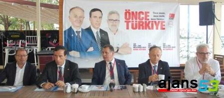 STK'lardan CHP Adayına Tepki