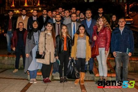 RTEÜ'den Dayanışma Toplantısı