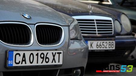 Bakan Tüfenkci'den yabancı plakalı araç uyarısı