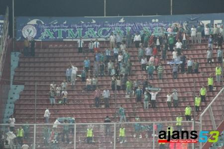 Trabzonspor'un Cezası Açıklandı !