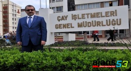 Erzurum'da Türk Çayı Tanıtım Etkinlikleri Düzenlenecek