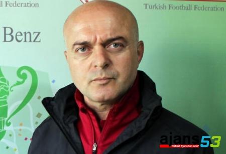 Pazarspor'un  hocası Hakan Tecimer oldu