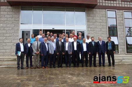 RTEÜ Genişletilmiş Mütevelli Heyeti Toplantısı Yapıldı