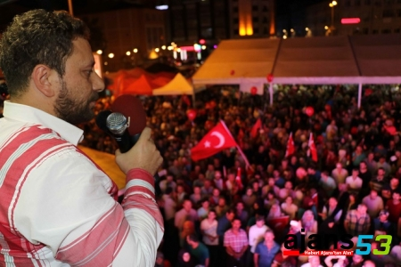 """Avcı, """"Erdoğan'a İnanmayanlar Bugün Pişman Oldular"""""""