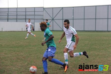 Rizespor U21 Puanla Başladı ! 1 - 1