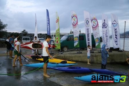 Rize Belediyesi 8. Çay ve Yaz Sporları Şenliği Devam Ediyor