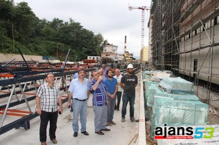 Türkiye'nin en akıllı ve çevreci fabrikası Rize'de inşa ediliyor