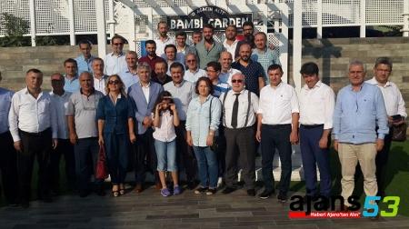 Milletvekili Karal'dan İstanbul RİDEF'e ziyaret
