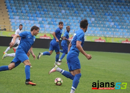 Rizespor 4 - 0 Pazarspor
