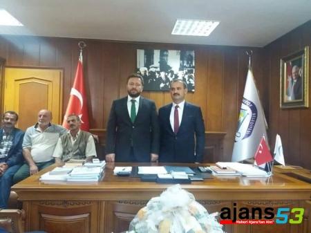 Büyükköy yeni Belediye Başkanı görevine başladı