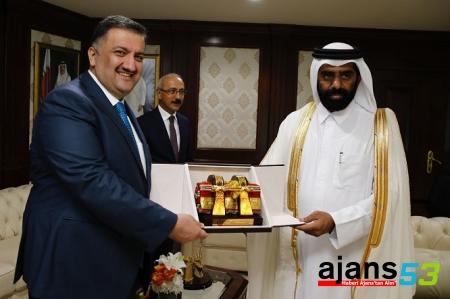Karal,  Kuveyt ve Katar ziyaretlerini değerlendirdi