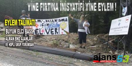VADİ KUŞLARA, AYILARA VE ARILARA AİTMİŞ !