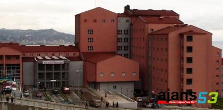 Rize'de Şehir Hastanesi İçin Yer Aranıyor