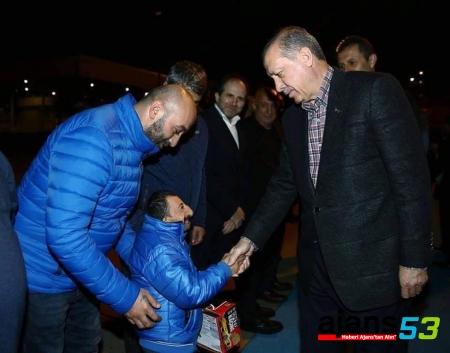 Cumhurbaşkanı Erdoğan'ın ''Köksal Baba'' ya Hediyesi Ne Oldu ?