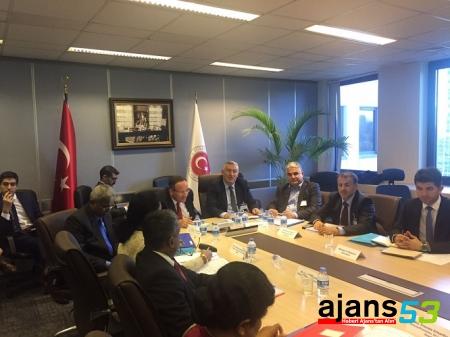 Türkiye-Sri Lanka Ekonomik ve Teknik İşbirliği Toplantısı Yapıldı