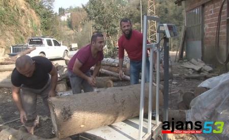 Rize'nin Rambo'su Tarihe Geçmek İstiyor