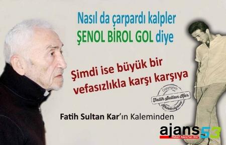 Şenol Birol ve Vefa ..
