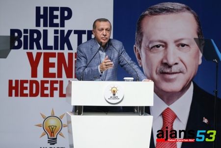 Cumhurbaşkanı Erdoğan Rize'de AK Parti İl Danışma Meclisi'nde konuştu!