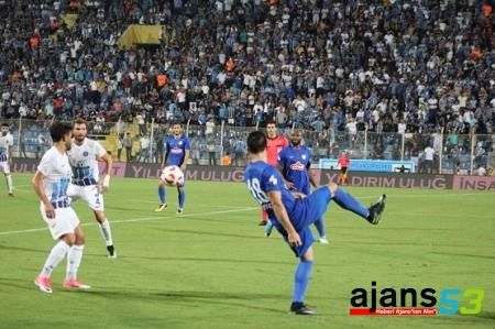 Rizespor, Adana'da Esti! 1 - 3
