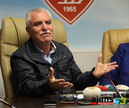 Samsunspor Başkanı O Parayı Bulursa!..!
