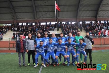 Zirvenin Hakimi Kendirlispor! 2 - 1