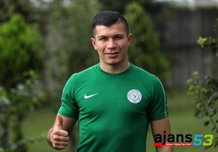 Samudio, Süper Lig'de gol krallığı yarışına hazır