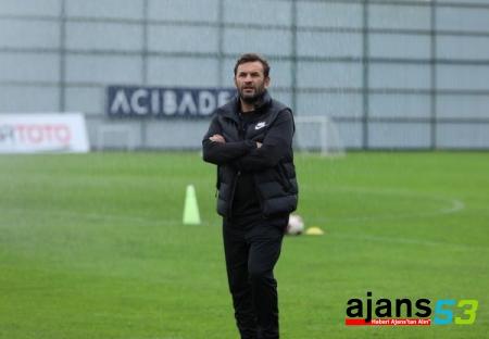Okan Buruk Beşiktaş'ı Gözüne Kestirdi!