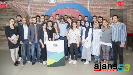 Rizeli genç girişimciler, çay ve mobilya fikirleriyle New York'a uçtu!